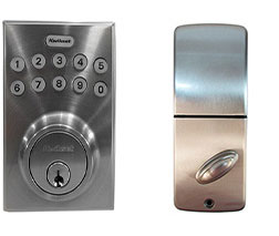Kwikset 92640-001 Contemporary Electronic Keypad advantages