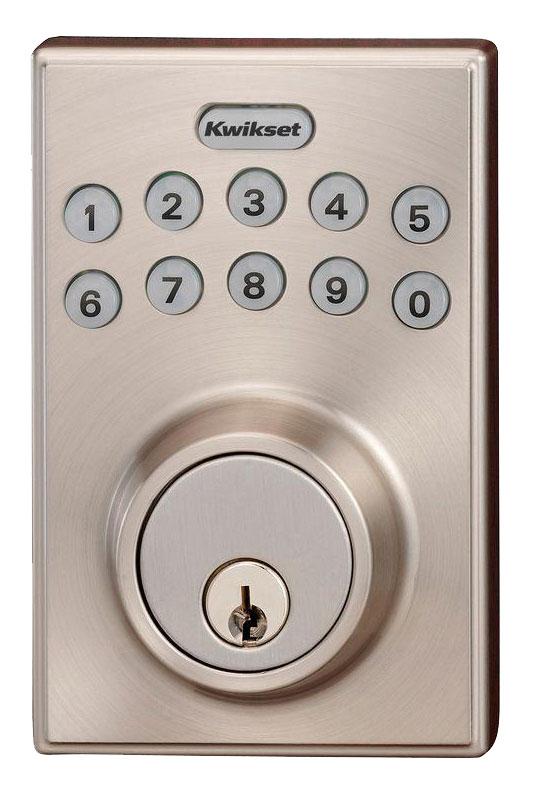 Kwikset 92640-001 Electronic Keypad